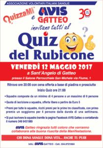Gatteo: Quiz del Rubicone @ salone parrocchiale San michela, Via Fiume 1