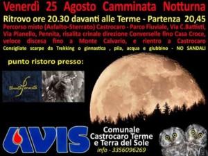 Castrocaro: Camminata notturna @ Terme di Castrocaro