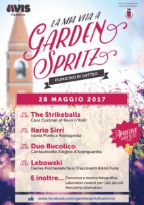 """Fiumicino: """"La mia vita a Garden Spritz"""" @ Fiumicino di Gatteo - Parco adiacente Via Mario Vicini"""