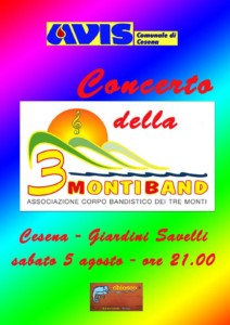 Cesena: Il concerto @ Giardini Savelli - Cesena