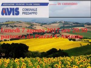 Avis Predappio ... in cammino @ da Piazza S.Antonio