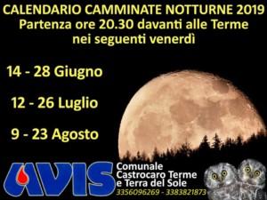 Castrocaro: Camminate notturne