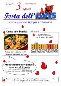 Alfero: Festa dell'Avis