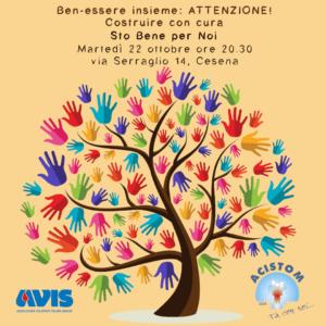 Cesena: Ben-essere insieme: ATTENZIONE! Costruire con cura @ Sala Avis  | Cesena | Emilia-Romagna | Italia