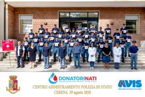 Foto di gruppo Maratona del Donatore Caps