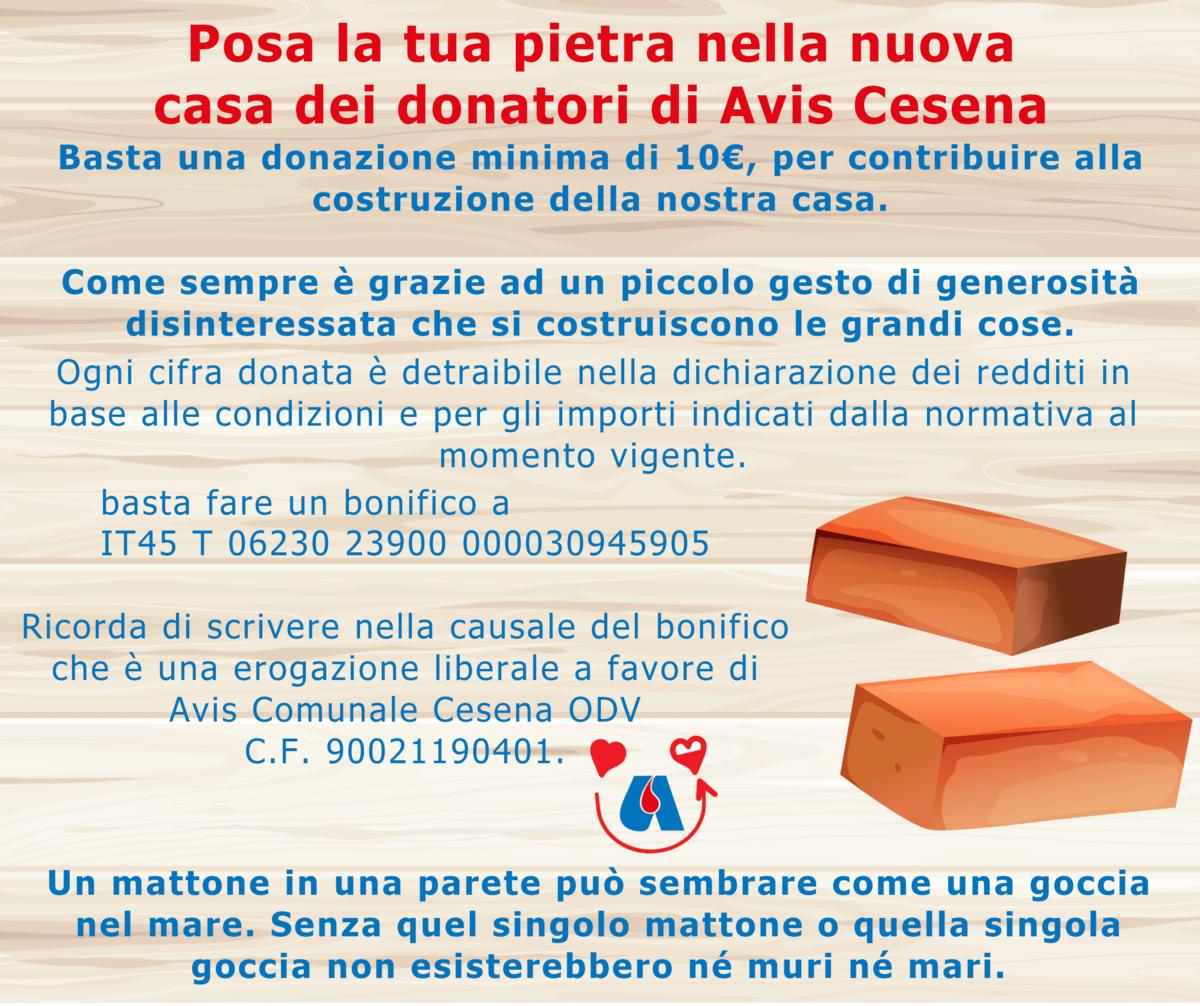 Avis Cesena fondi sede