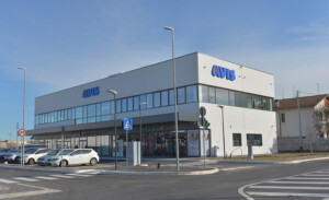 La nuova sede di Avis Cesena