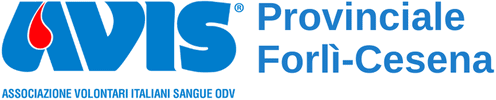 AVIS Provinciale Forlì-Cesena Logo