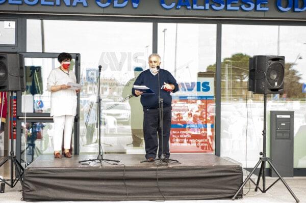Inaugurazione nuova sede: l'intervento del presidente Gualtiero Giunchi