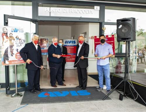 Inaugurata nuova Casa del Donatore