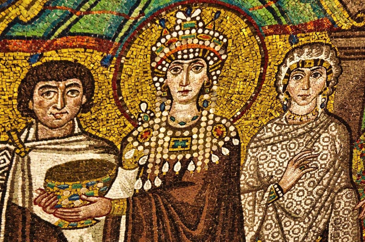 Mosaico Teodora